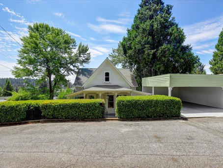 Just SOLD! 141 Chester Street, Grass Valley $650,000