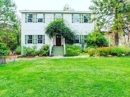 Just SOLD 12374 Larkspur Lane, Grass Valley $725,000