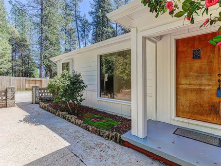 Just SOLD! 13508 Brooks Road, Grass Valley