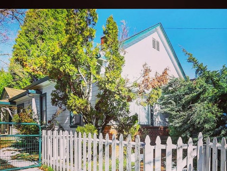 Just Sold! 614 Zion Street, Nevada City