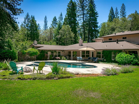 Just SOLD! 12702 Beaver Drive, Grass Valley $924,500