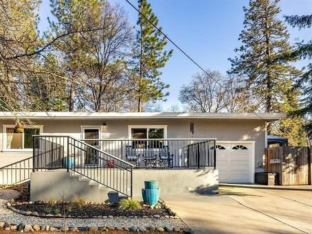 Just SOLD! 132 Eureka Street, Grass Valley $420,000
