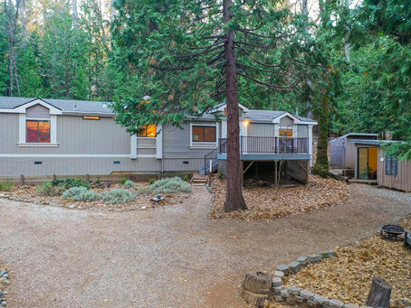 Just SOLD! 13580 Capitol Drive, Grass Valley $365,000