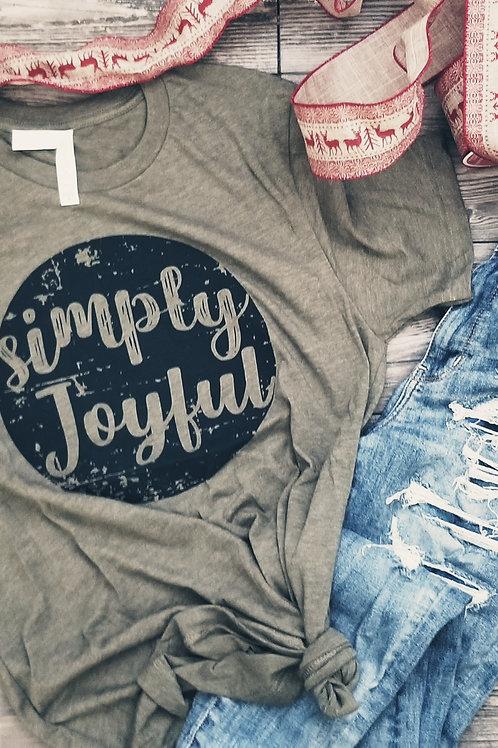 Simply Joyful { Htr Olive }