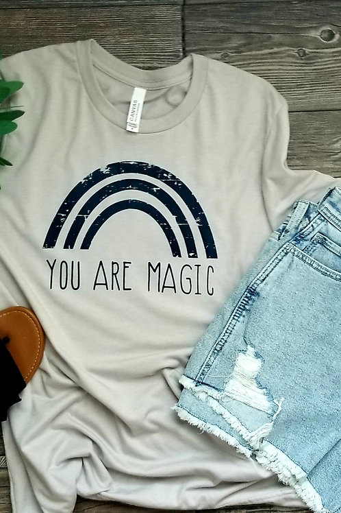 You Are Magic {Htr Cool Grey}