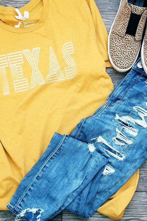 Texas {Htr Mustard}