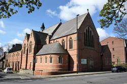 St Luke - after conservation