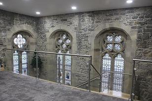 Hebburn St John - new mezzanine floor.JP