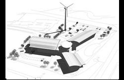 Eco Business Centre - Concept Design