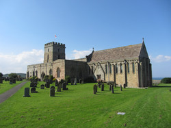 St Aidan's Church, Bamburgh