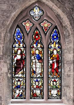 St Aidan, Bamburgh - Grace Darling memorial window