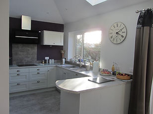 House extension and alteration - Newcastle