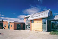 St Martin's Centre, Byker