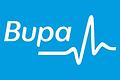 Bupa private healthcare logo