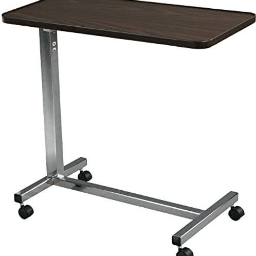 Overbed Table Non-tilt