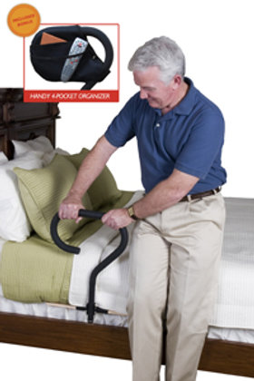 Bed Cane w/ Four Pocket Organizer - Stander