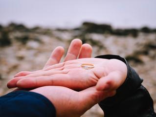 Charlotte & Tom's Engagement