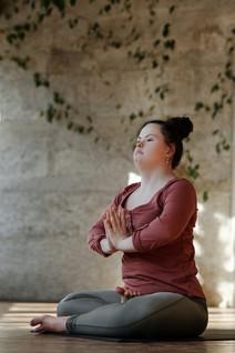 Performing Yoga