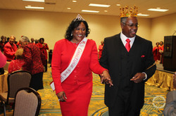 King and Queen Stroll