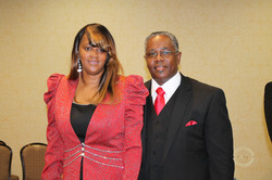 Rev. and Mrs. Gregory Gay