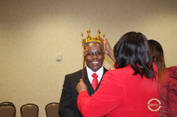 Crowning of King