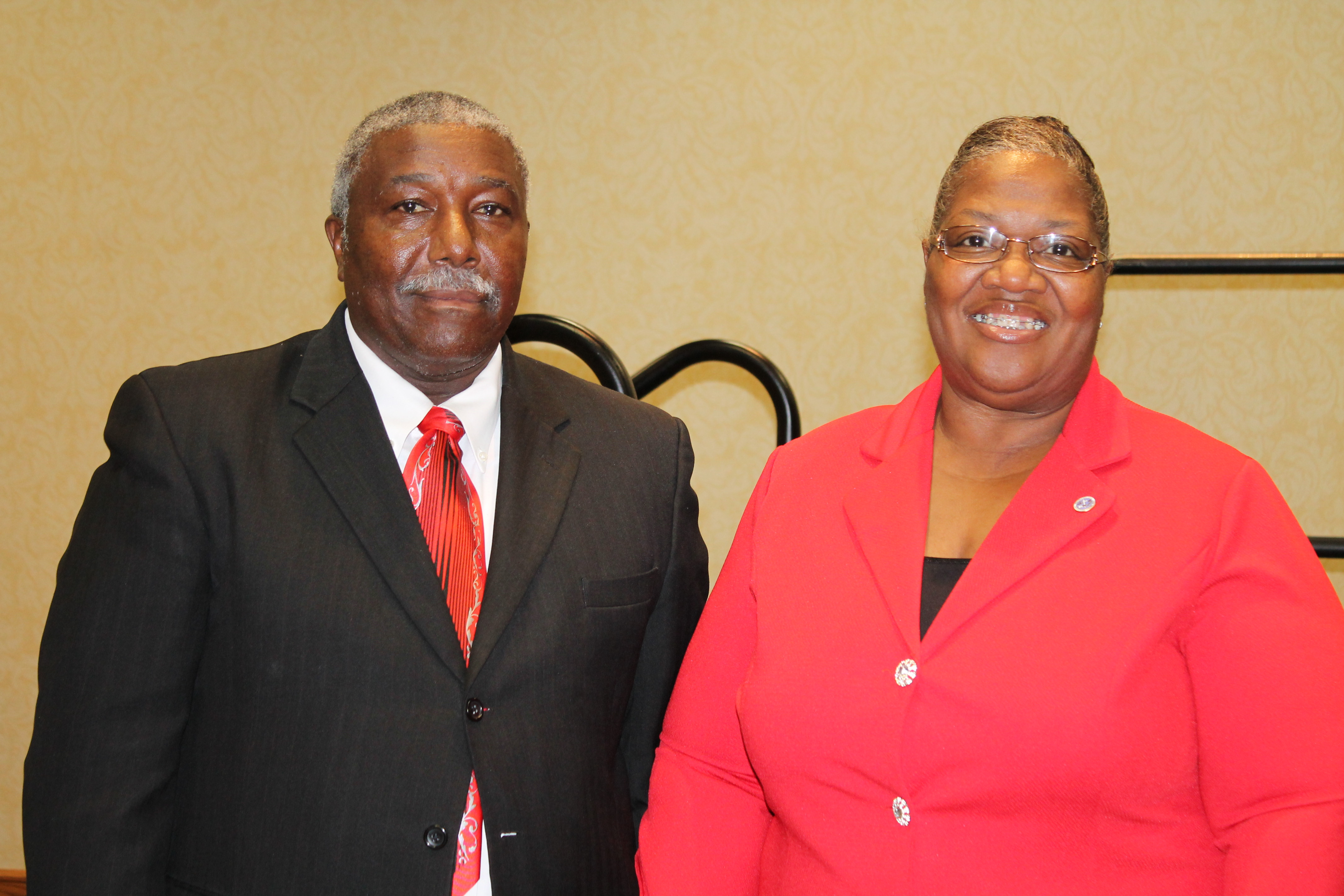 Rev. and Presiding Elder Mathis