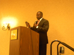 Guest Speaker Rev. Dr. James Coaxum