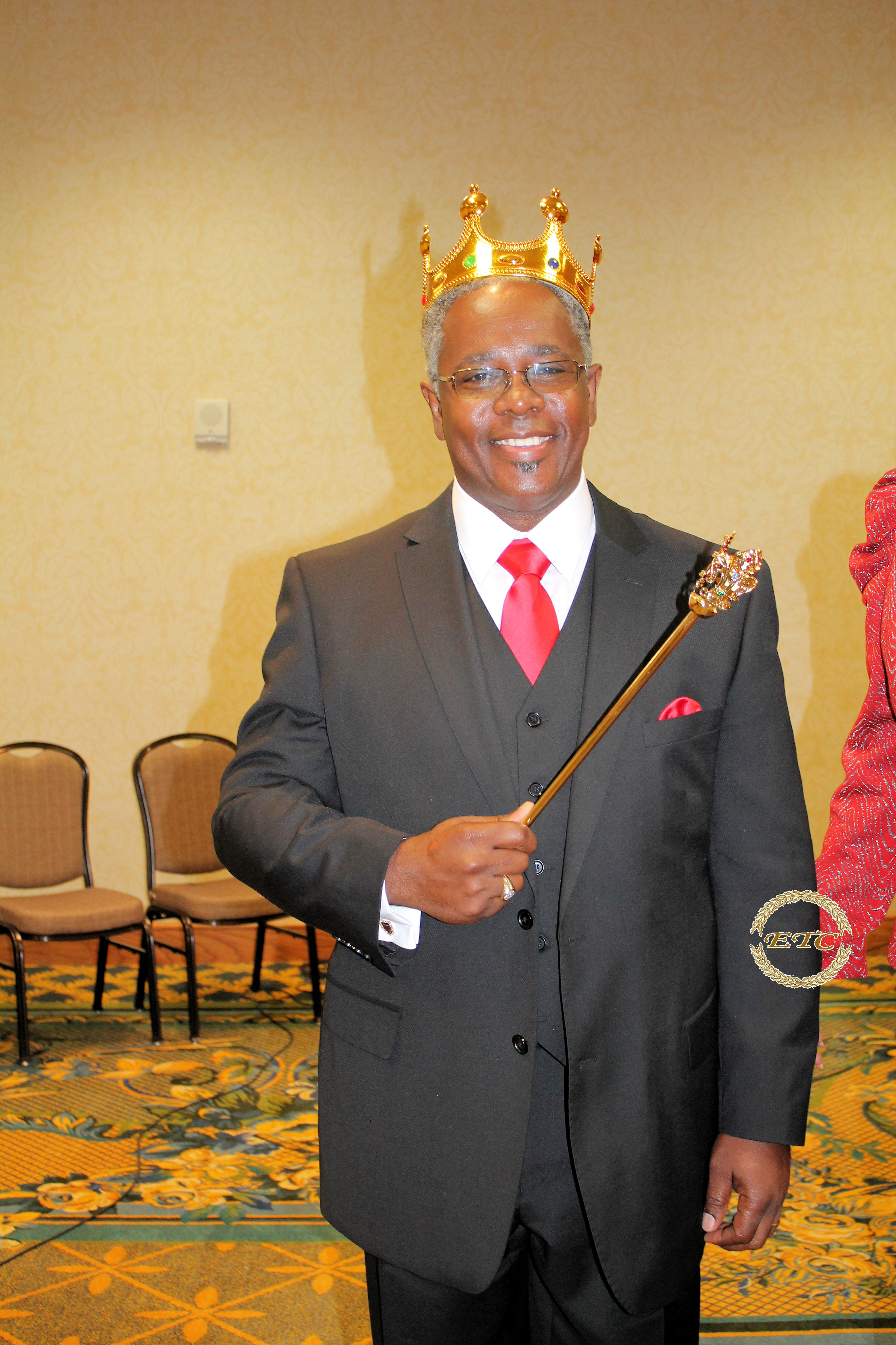 King Rev. Gregory Gay, Sr.