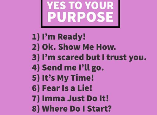 10 Ways to Speak Yes