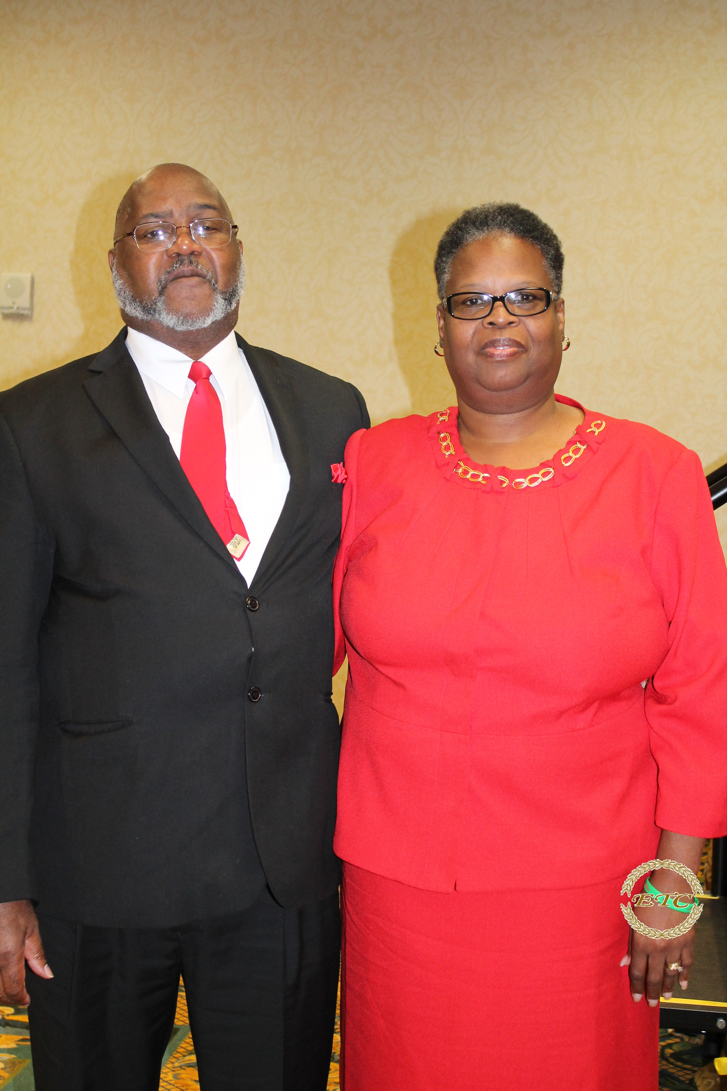 Rev. and Presiding Elder Denson