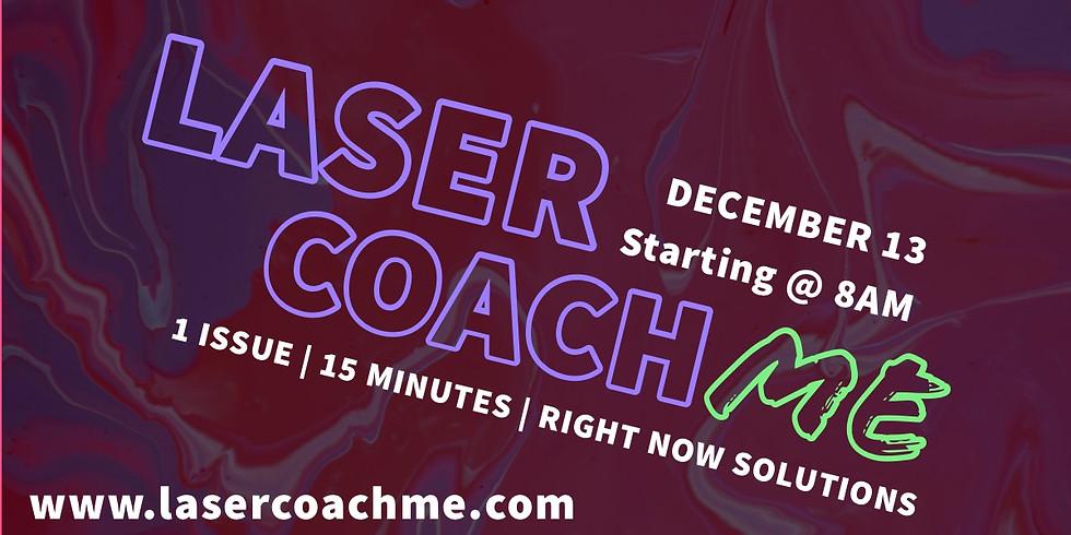 Laser Coach Me