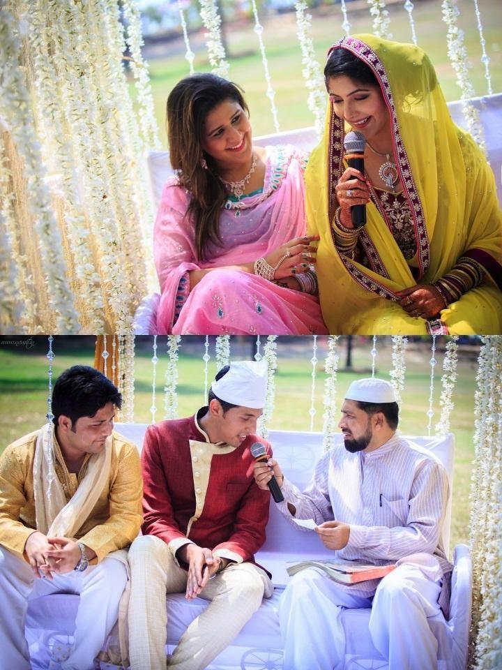 Ankita Agarwal & Faiz Rehman's Nikah