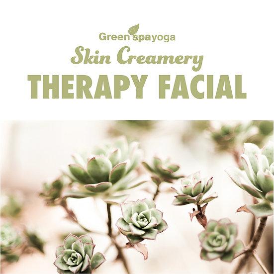 Skin Creamery Therapy Facial