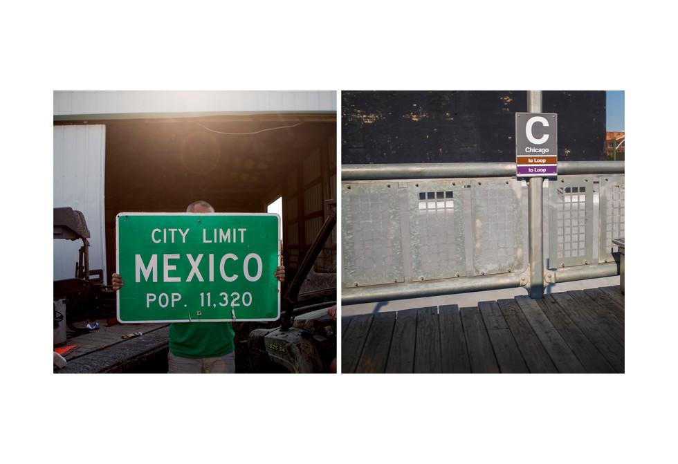 mexico + chicago