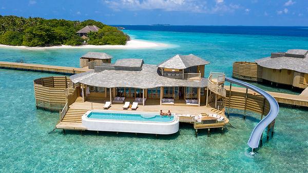 Villa Arial Malediven