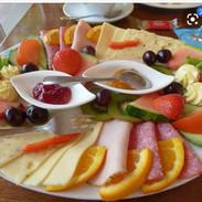 Een smakelijk ontbijt