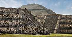 Parámides de Teotihuacán