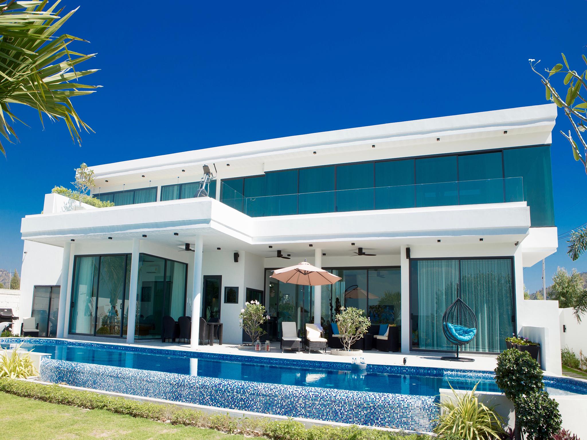 Superior Pool Villa5