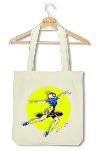 "Tote bag ""Life is beautiful"""
