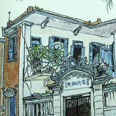 House on Gulang island 2