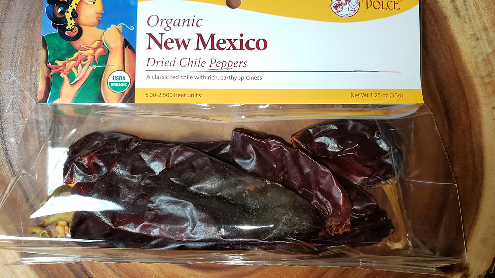 New Mexico Dried Chile Peppers