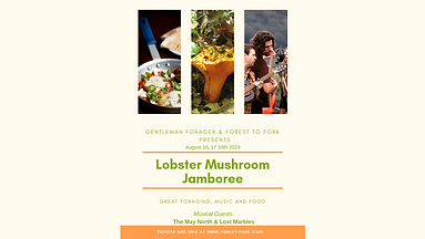 gentleman forager & forest to fork presents