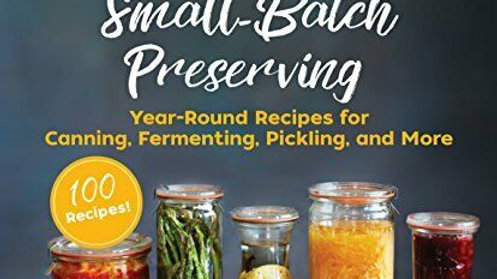 Weck Small- Batch Preserving