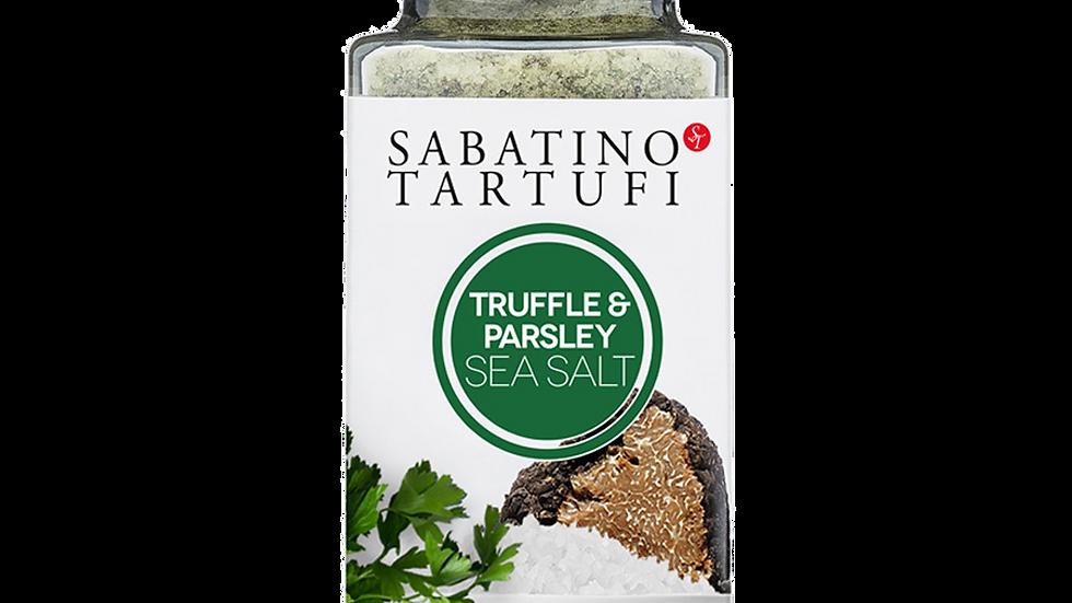 Truffle & Parsley Sea Salt
