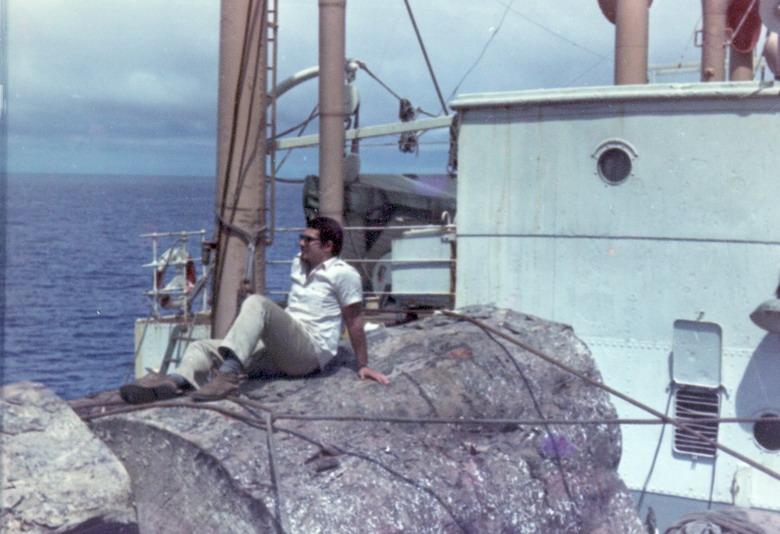 Cumoreana 1968 tronco
