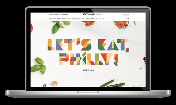 Let's Eat, Philly! Desktop