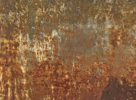 Rust - Lindsey Grant