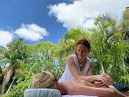 Kahuna Siri lomi lomi massage var