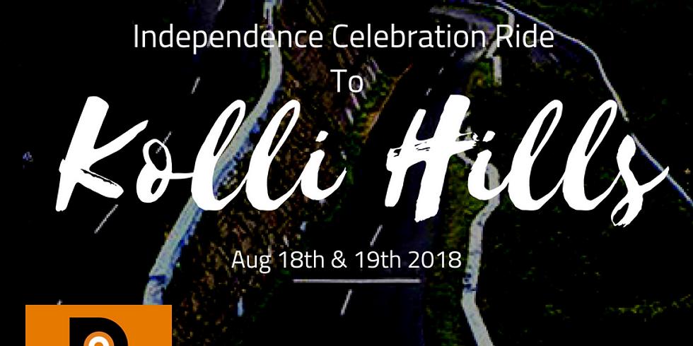Kolli Hills Ride