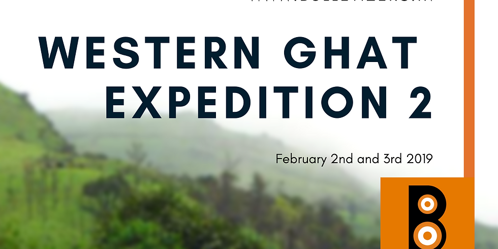 Western Ghat Expedition 2